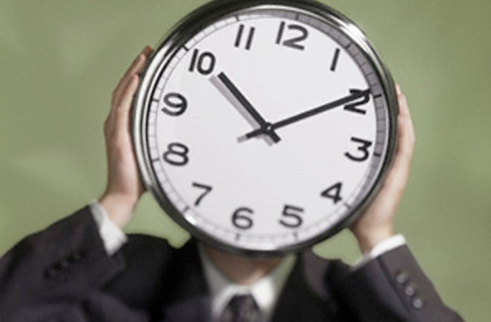 Zaman ve Stres Yönetimi